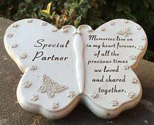 partner grave ornaments memorials ebay