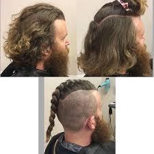 what is a viking haircut viking haircut barbershopconnect com