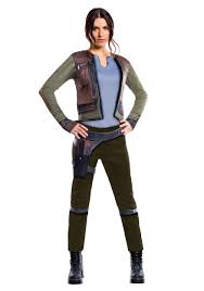 women u0027s deluxe jyn erso costume from star wars rogue one