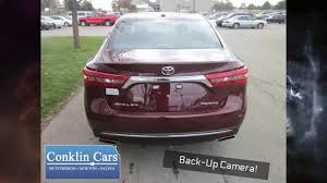 lexus toyota dealer new 2016 toyota avalon conklin cars toyota salina ks manhattan ks