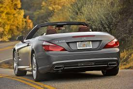 2013 mercedes sl550 2014 mercedes sl class reviews and rating motor trend