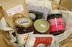 non food gift baskets create your own cricket creek farm gift basket cricket creek farm