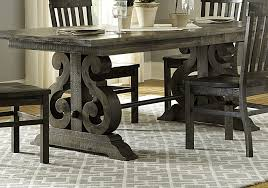 magnussen bellamy dining table bellamy dining table evansville overstock warehouse