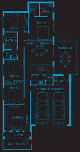 2d floor plan for a building companies brochures and marketing