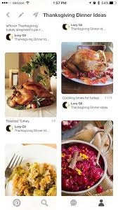 thanksgiving dinner recipies best apps for cooking the perfect thanksgiving feast imore