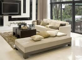 livingroom bench living room beautiful white black wood glass modern design new