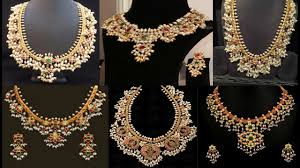 long fashion pearl necklace images Small pearl guttapulsau short and long necklace collection jpg