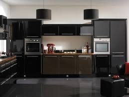 what color to paint kitchen walls with dark cabinets my home