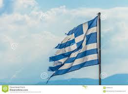 Greek Flag Background Tattered Greece Flag Stock Photo Image Of Economy Cross 59592210