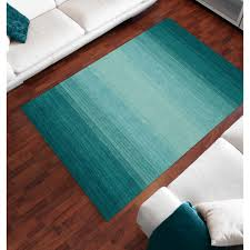 Blue Ombre Area Rug by Dalyn Rug Co Torino Teal Area Rug Foot Friend Pinterest