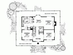 eplans farmhouse house plan two story country home 2295 square