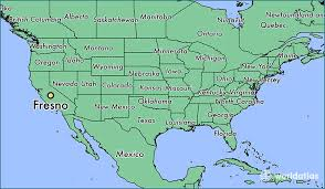 map of fresno where is fresno ca where is fresno ca located in the
