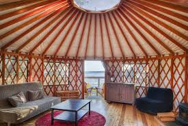 rentals for 9 yurt vacation rentals for the modern alternative cer photo