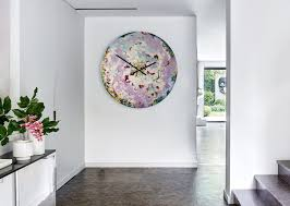 kitchen clocks modern awesome modern kitchen clocks taste