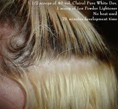 best drug store hair bleach for maximum lightening how to bleach your hair platinum blonde or white krista robyn