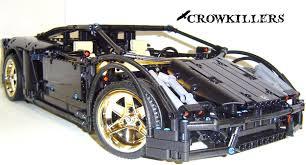 ferrari lego instructions crowkillers models