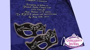 invitaciones para quinceanera invitaciones de quinceanera
