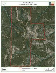 Property Maps Property Maps Plateau Land U0026 Wildlife Management