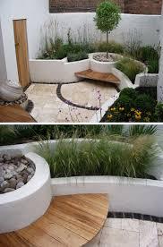 10 excellent examples of built in concrete planters contemporist