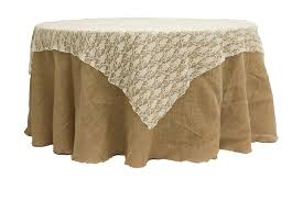 ivory lace table runner 72 square lace table overlay topper ivory cv linens