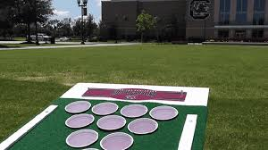 Backyard Golf Games Beer Pong Golf Is The Latest Craze In Viral Tailgating Golf Games