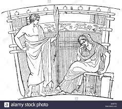 literature greek mythology odyssey of homer telemachus and