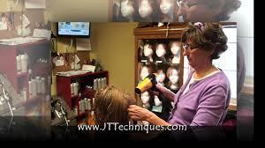 jt techniques hair u0026 wig salon new prague mn youtube