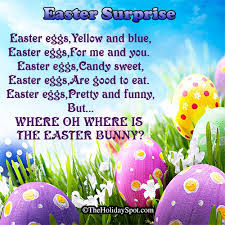 free easter poems poems for easter
