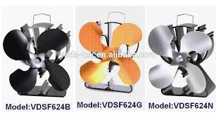ecofan wood stove fan voda newest luxury gold color low temperature ecofan wood stove fan