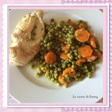 cuisiner les petits pois escalopes de poulet aux petits pois carottes cookeo la cuisine