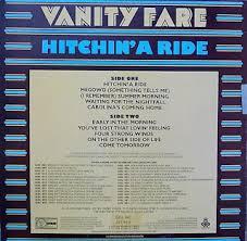 Vanity Fair Hitchin A Ride Johnkatsmc5 Vanity Fare U201ccoming Home U201d 1970 Uk Pop Rock Compilation