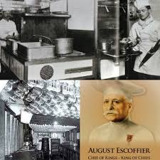cuisine escoffier 29 best chef auguste escoffier images on baking center