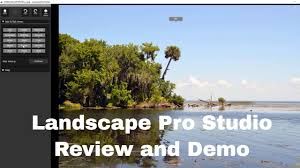 Home And Landscape Design Software Reviews by Landscape Pro Studio Review And Demo Youtube
