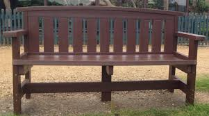 Memorial Benches Uk Gifts In Memory