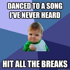 Dance Memes - rikomatic swing dance memes my new favorite thread on yehoodi