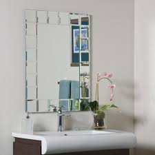 decor wonderland montreal modern bathroom mirror beyond stores availability in stock