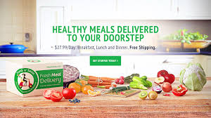 organic meal delivery service healthy diet fresh n u0027 lean