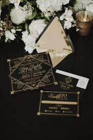 great gatsby wedding invitations these gatsby wedding ideas are for your vintage glam day