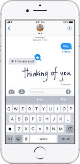 use message effects with imessage on your iphone and ipod
