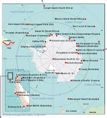 map of antarctic stations scar gssg map of antarctic base stations winter 2002