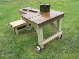 Building Woodworking Bench Woodworking Benches Plans Woodoperating Guide Shed Plans Course