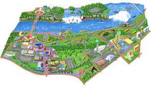 Usa Tourist Attractions Map by Niagara Falls Usa Map Visit Niagara Falls Usa Niagara Falls State