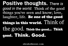 Positive Thinking Meme - positive meme elizabeth seer