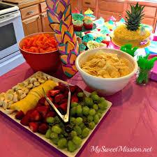 hawaiian luau party hawaiian luau party ideas my sweet mission luau party ideas