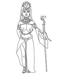 imagenes egipcias para imprimir dibujos para imprimir princesas 5 dibujos para imprimir