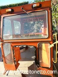 cabine per trattori usate vendita trattore usato fiat cabina italcab per fiat 640