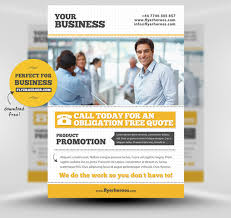 10 best images of business poster templates free free business