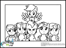 550 best my little pony coloring pages images on pinterest my