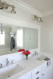 decorative ideas bathroom mirrors ideas