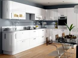gloss kitchen ideas modern high gloss kitchen in white 20 kitchens with high